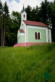 St. Anna Kapelle in Frymburk